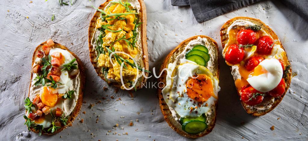 Αυγό… 1 υλικό… 1000 πρόσωπα!