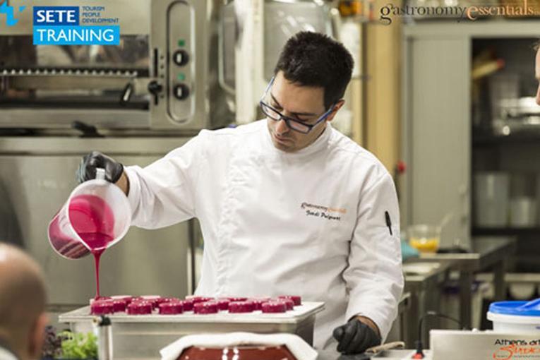 • ΣΕΜΙΝΑΡΙΟ | JORDI PUIGVERT – Frozen Desserts Formulation and ingredient tricks for Modern Patisserie