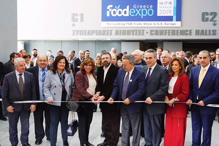 • ΕΚΔΗΛΩΣΗ | Λαμπερά εγκαίνια για την 6η FOOD EXPO