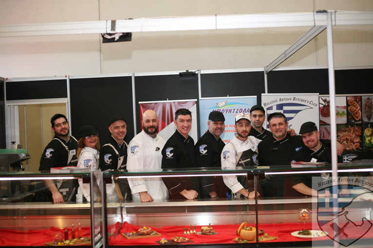 • FOOD EXPO 2019 | Hellenic Artisan Butchers – Κάθε εμφάνιση μια γιορτή!!!