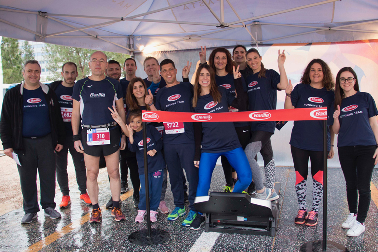 • ΠΡΟΣΦΟΡΑ | Barilla Pasta Party στο No Finish Line Athens 2019