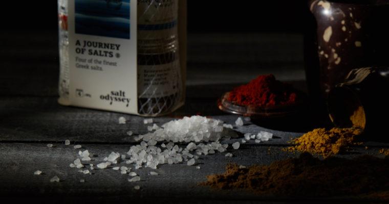 SALT ODYSSEY… ΤΟ ΑΛΑΤΙ ΑΛΛΙΩΣ!