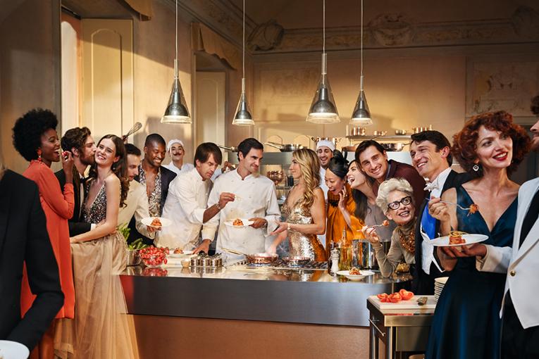 • BARILLA | Το πραγματικό Party γίνεται πάντα στην κουζίνα!