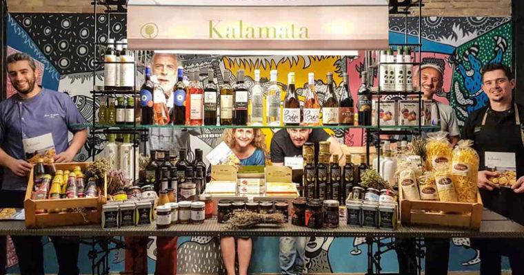 • Gastronomy & Wine Tourism | H Γαστρονομική Κοινότητα Καλαμάτας στο Yoleni's