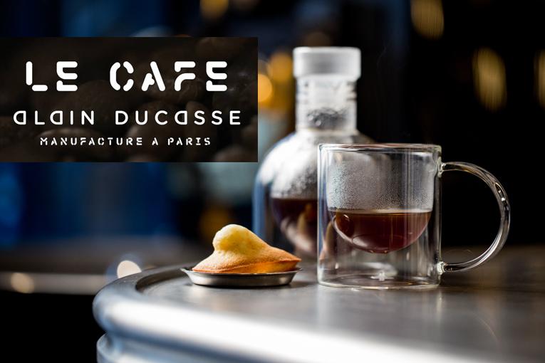 LE CAFÉ, ALAIN DUCASSE