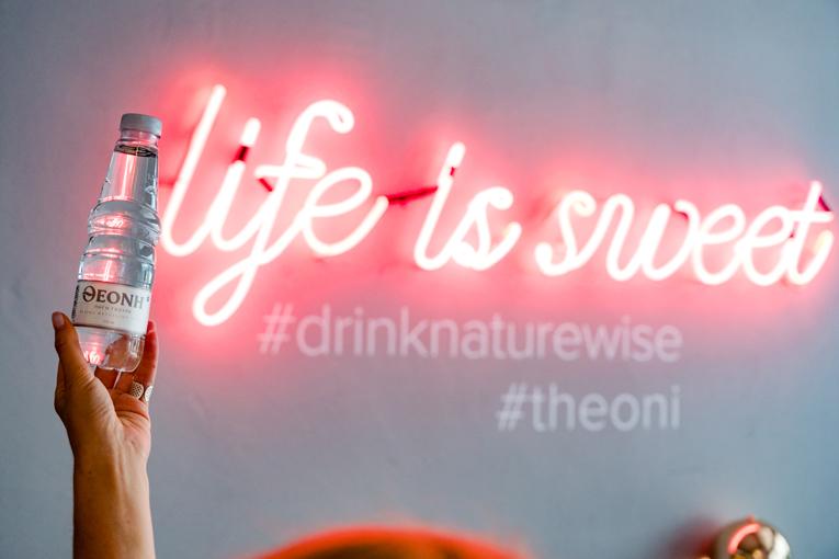 Φέτος το καλοκαίρι απολαμβάνουμε sorbet με ΘΕΟΝΗ Φυσικό Μεταλλικό Νερό στα Fresh Pastry Shops!
