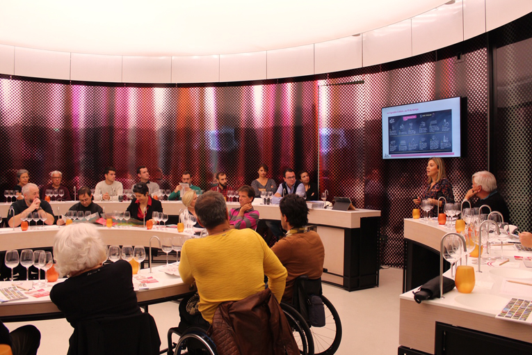 Το Κρητικό Κρασί στο Μουσείο Οίνου «La Cite du Vin»!