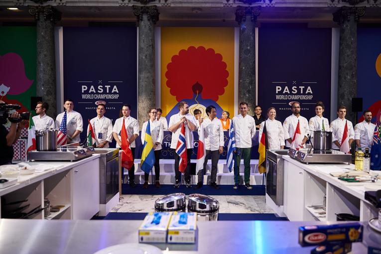 Ο Keita Yuge από την Ιαπωνία αναδείχθηκε νικητής του Pasta World Championship 2019 της Barilla…
