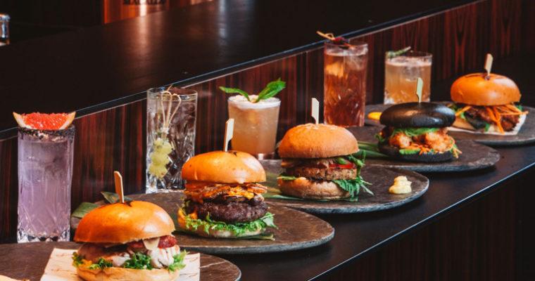 Burgers & Cocktails Thursday Nights @ Juju Bar & Restaurant