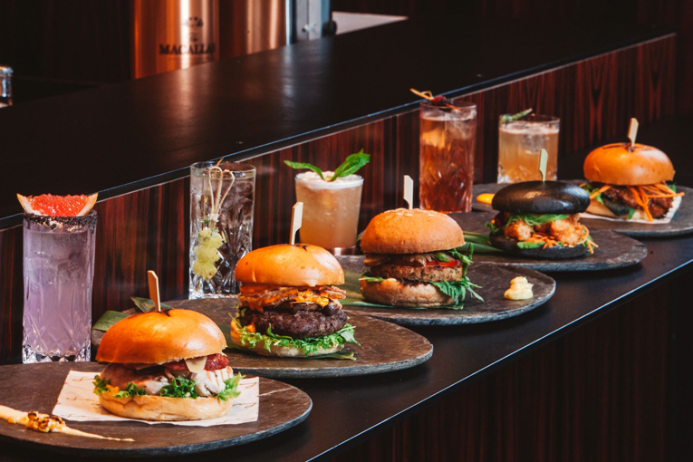 Burgers & Cocktails Thursday Nights @ Juju Bar & Restaurant