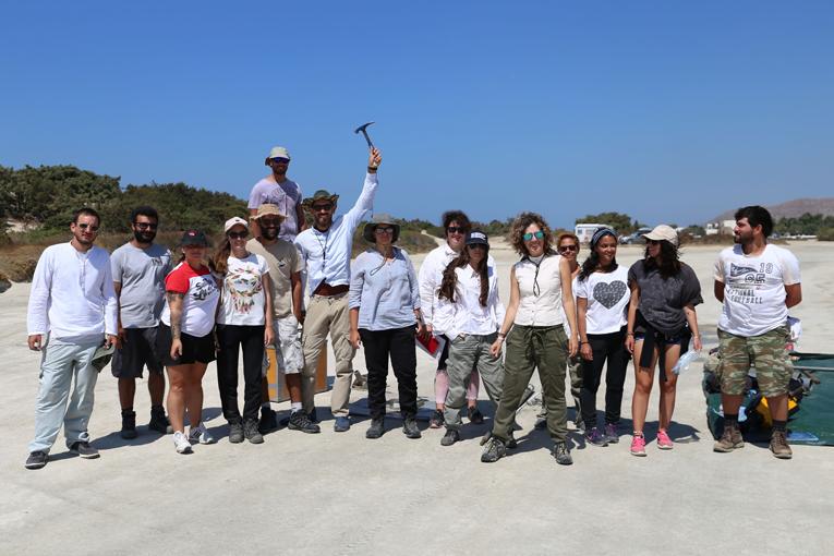 Θερινό Σχολείο «Μεταβολές στάθμης θάλασσας στο Αν. Τεταρτογενές»
