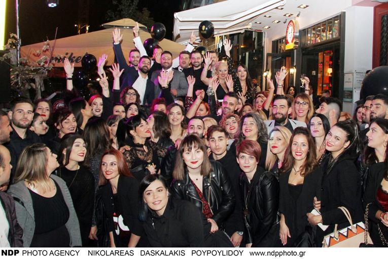 """Λαμπερά εγκαίνια στο πέμπτο κατάστημα του ομίλου """"Sede Group"""" στην καρδιά της Θεσσαλονίκης!"""