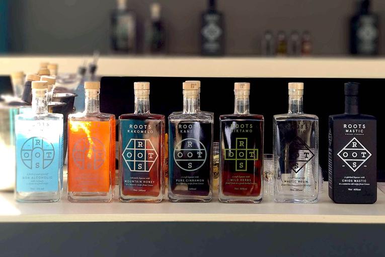 ROOTS DIVINO το πρώτο μη αλκοολούχο vermouth στον κόσμο