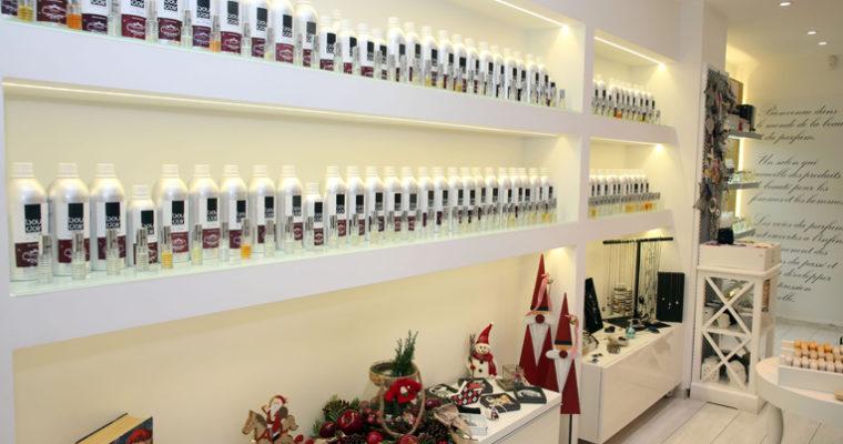 "5 years anniversary party στο ""Boudoir perfumes by Anastazia"""