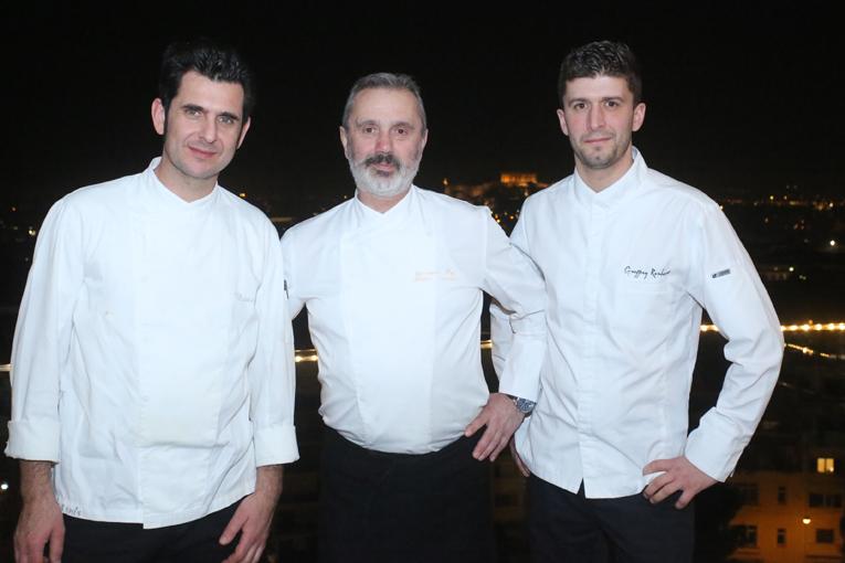 Cuisine Bistronomique από τον Geoffrey Rembert