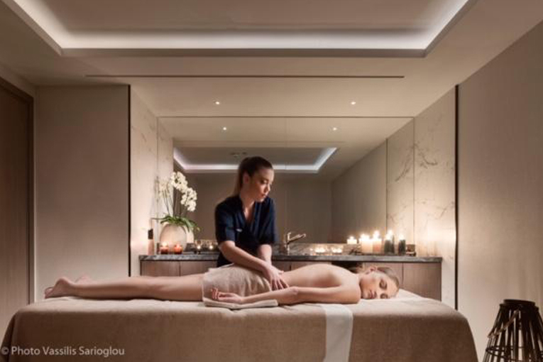 GRAND HARMONY SPA BY GRAND HYATT ATHENS