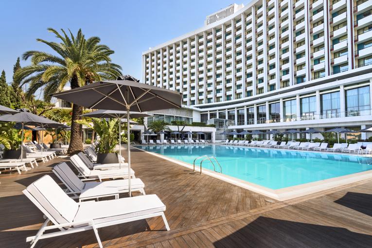 Το Hilton Αθηνών ανοίγει την 1η Ιουλίου