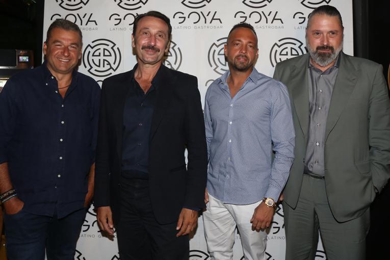 """Μοναδικό new season party για το """"Goya"""" Latino Gastrobar"""