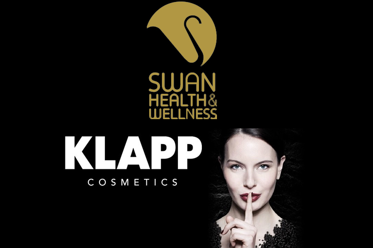 Klapp Cosmetics στο SWAN – Health and Wellness