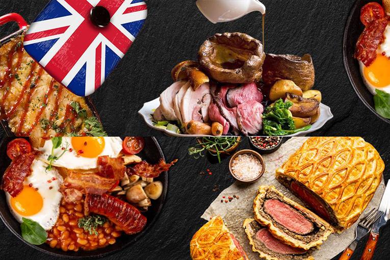 Βρετανική Κουζίνα – UK Food Culture | Η Βρετανική κουζίνα δεν είναι μόνο Fish & Chips!