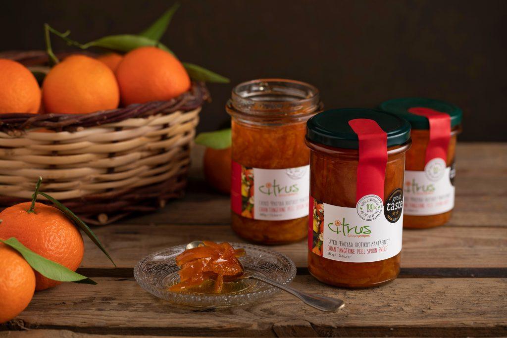 Γλυκιά Σαρακοστή με τα Βραβευμένα Ελληνικά Προϊόντα CITRUS