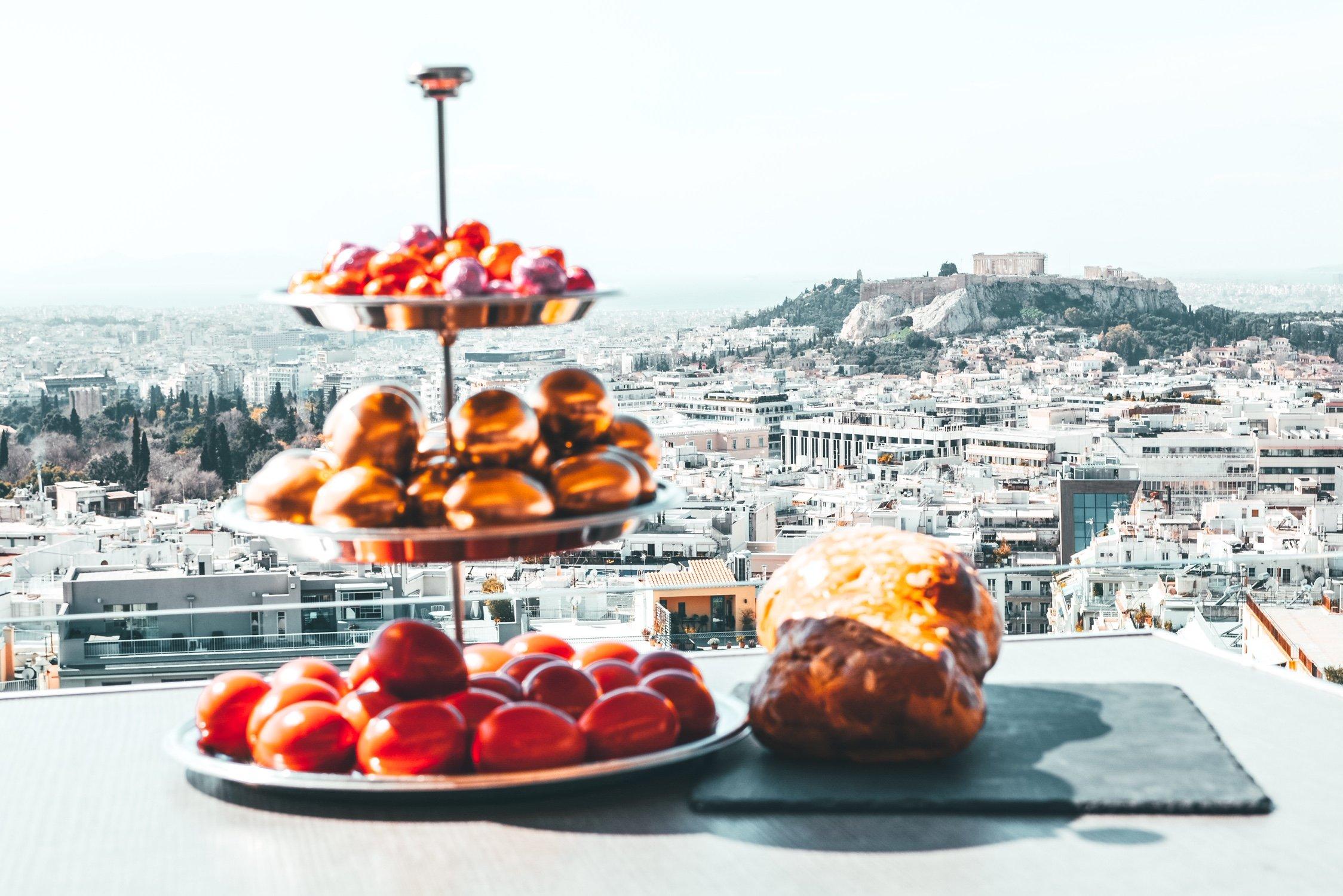 Απολαύστε ένα παραδοσιακό Eλληνικό Πάσχα στο St.George!