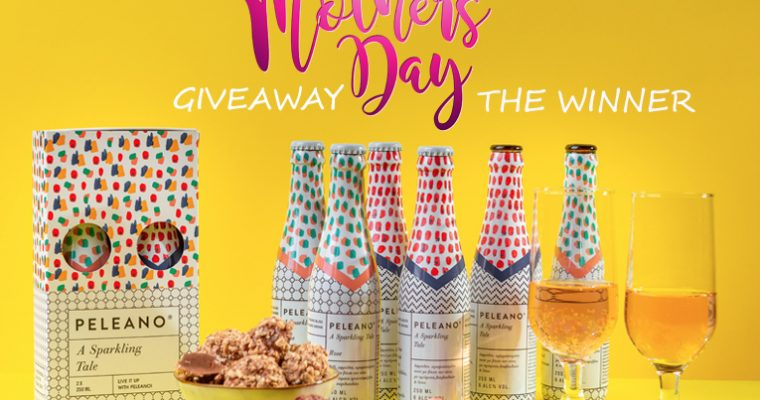 MOTHER'S DAY – GIVEAWAY – THE WINNER